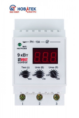 PH-104 Relays of voltage control