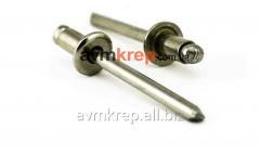 Rivet detachable DIN 7337 A2-70