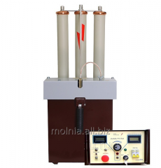 Device of AID-70/50 dielectrics of testing