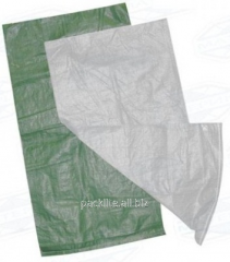 Bags polypropylene (p/pr) in assortmen