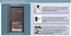 Преобразователь Bosch Rexroth EFC х610