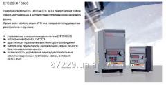 Bosch Rexroth EFC 3610/5610 converter