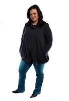 Джинсы женские больших размеров