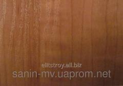 Mdf of the panel oak gold