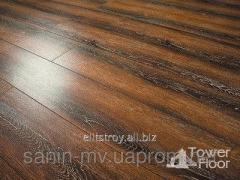 TOWER FLOOR laminate with a facet an oak Vancouver