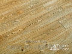 TOVER FLOOR laminate with a facet an oak a vintage