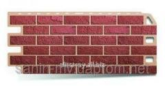Socle siding of the Brick collection