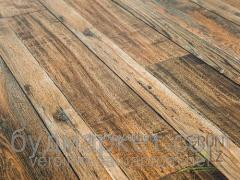 GRUN HOLZ laminate 33rd class oak graphite deck