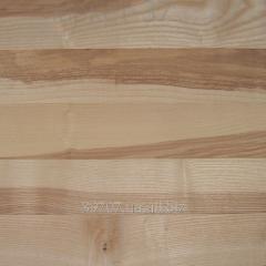 Ash-tree rustic, floor parquet piece Kiev