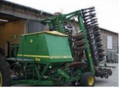 Сеялка зерновая John Deere 740A