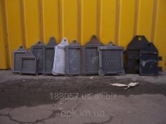 Shiber-zadvizhka cast iron (13-13)(15-25)(22-26)