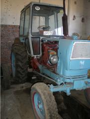 Трактор колесный на базе ЮМЗ-6