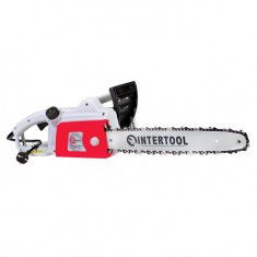 Chain saw of 2000 W, 800 rpm, tire of 405 mm, 230