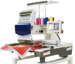 Brotype B-1501TC-7S Single-head embroidery machine