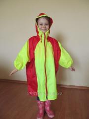 Raincoat of detsiya
