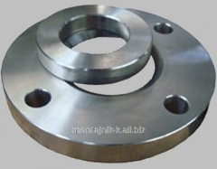 Flanges steel GOST 12822-80, free on a welded ring