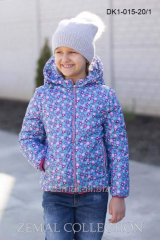 Куртка детская для девочки DK1-015