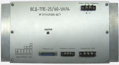 Возбудитель для генераторов напряжения частотой 400 Гц типа ВПЛ-50