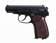 Пневматический пистолет Umarex Makarov.