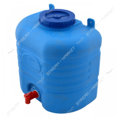 Washstand plastic bochenok of 15 l Odessa