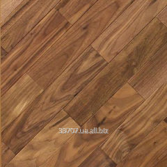 Floor a parquet in kitchen, the Striysky parquet
