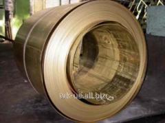 Tape bronze - 0,15kh200mm - BRB-2