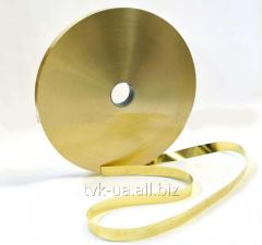 Tape brass L63 1х300