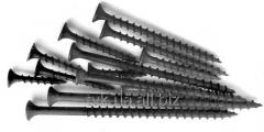 Self-tapping screws fixing 1