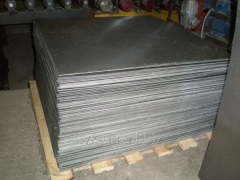 Lead of sheet 2 mm - C0-C1