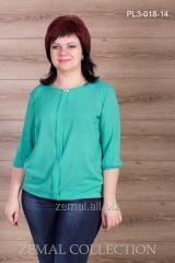 Блуза PL3-018