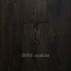 Board parquet oak dark, Kiev