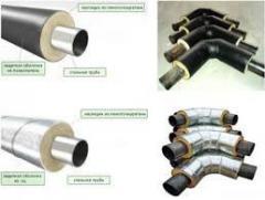 Knee SPIRO cover heatisolated 630/800v