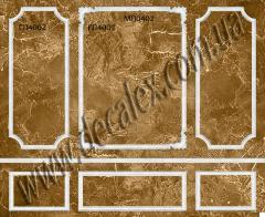 Оформление стен, молдинги, углы