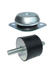 Vibrosupport are rubber-metal