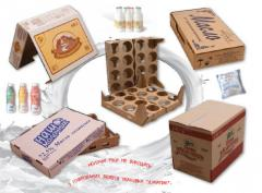 Corrugated packaging of the difficult