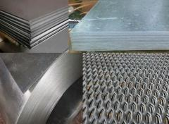Hot-rolled thin-sheet steel hire Kiev