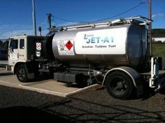 Fuel for jet JET A-1 engines. Fuel jet kerosene.