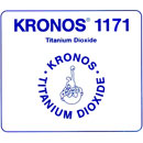 Titanium dioxide food KRONOS 1171, food additive