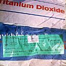 دى أكسيد الكربون والتيتانيوم