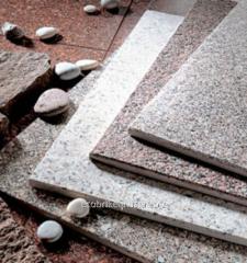 Plate granite 04