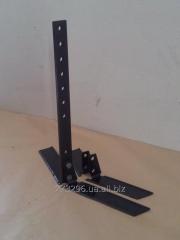 Плоскорез со сменными ножами для мотоблока и