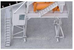 Concrete plant - compact S-120