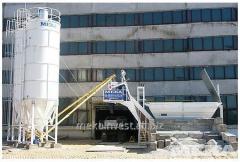 Concrete plant - compact S-20