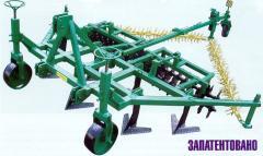 Агрегат комбинированный для скоростного возделывания почвы АКШ-3,6