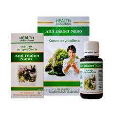 Anti Diabet Nano ( анти диабет нано) - капли от диабета. Фирменный магазин.