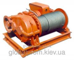 Электрическая лебедка монтажно-тяговая ТЛ-7Б-1