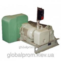 Электрическая лебедка монтажно-тяговая ТЛ-9А-1