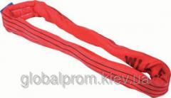 Sling ring textile kruglopryadny (KSK)