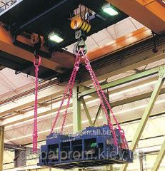 Строп цепной СЦ2вз до 67, 0 тонн