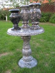 Vase granite 01